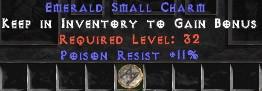 11 Resist Poison SC (plain)