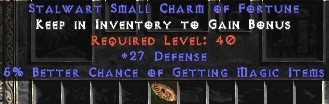 27-29 Defense w/ 5-6% MF SC