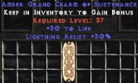 30 Resist Lightning w/ 30 Life GC