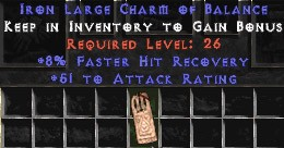 51 Attack Rating w/ 8% FHR LC