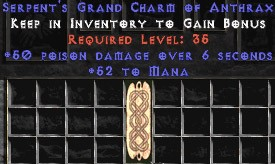 52 Mana w/ 50 Poison Damage GC