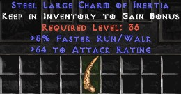 64 Attack Rating w/ 5% FRW LC