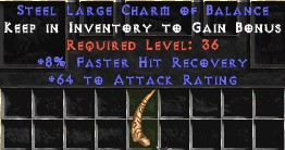 64 Attack Rating w/ 8% FHR LC