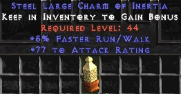 77 Attack Rating w/ 5% FRW LC