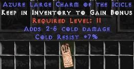 7 Resist Cold w/ 2-5 Cold Damage LC