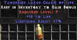 7 Resist Lightning w/ 15 Life LC
