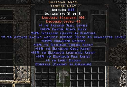 Guardian Angel - Ethereal
